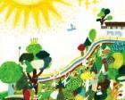 2012 銀の森 1祭 ポスター