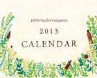 2012 スタイラ ジョンマスターオーガニックカレンダー表紙