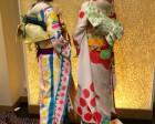 MIYATA美容室 着物デザインペイント-1/2014
