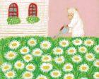 お庭が花園、園田さん